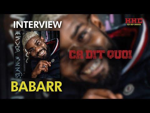 Youtube: Babarr l'interview: Son retour avec«Mort ou vif» , la prison, son parcours