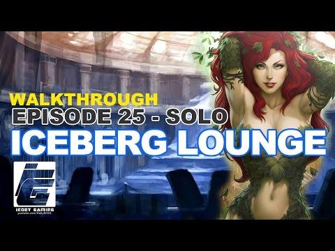DCUO Episode 25 Tier 8 Solo: Iceberg Lounge
