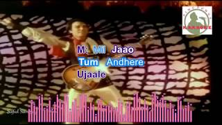 LEKAR HUM DEEWANA DILL hindi karaoke for Male singers with lyrics