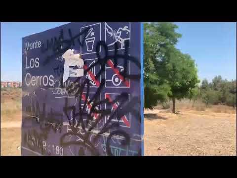 Parque de los Cerros Julián Cubilla Junio21