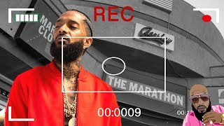 Exclusive: The Nipsey Hussle Store Footage They PAID To Have ERASED (Shocking Details)