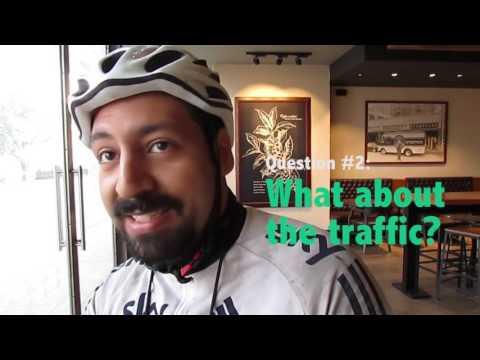 Mirza Saaib Beg- Kashmiri Lawyer Cycling to work in Mumbai