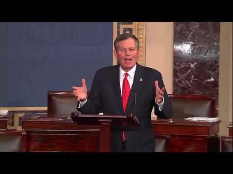Daines Speaks on Senate Floor on Montana Fires