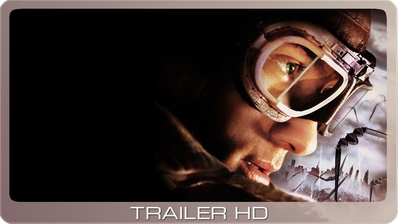 Sky Captain And The World Of Tomorrow ≣ 2004 ≣ Trailer ≣ German | Deutsch
