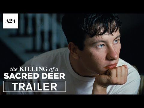 Download Youtube: The Killing of a Sacred Deer | Playdate | Official Trailer 2 HD | A24