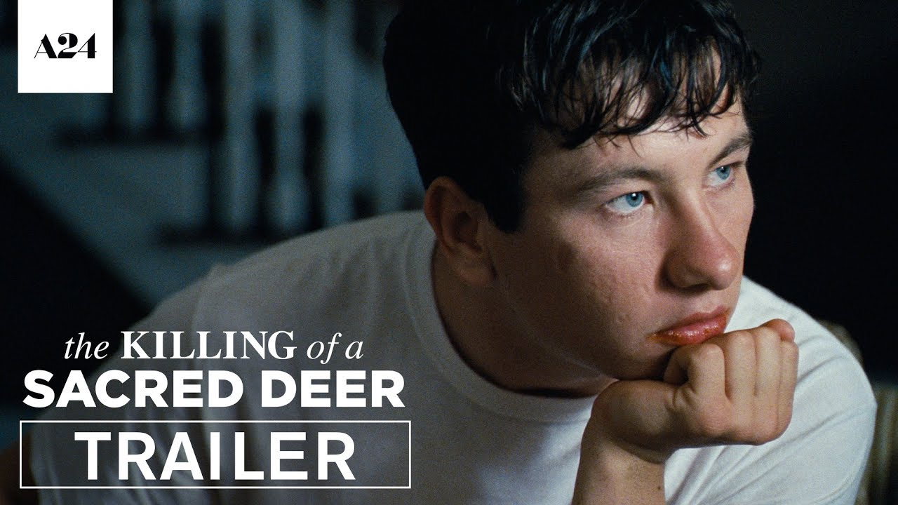 The Killing of a Sacred Deer | Playdate | Official Trailer 2 HD ...