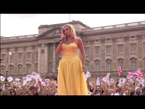 Katherine Jenkins - London 2012 Party - Nessun Dorma