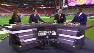NFL Countdown Pays Tribute To The Life Of Stuart Scott - SportsCenter (02-01-2015)