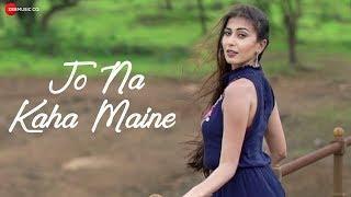 Jo Na Kaha Maine - Official Music Video | Aamir Shaikh & Robica Chaudhuri | Karam Khan & Ruma Sharma