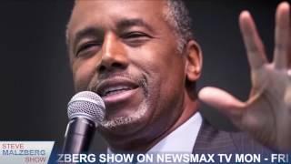 Malzberg | Roger Stone: Ben Carson Not Right for HUD Secretary
