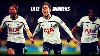 Christian Eriksen ● Late Goals - 2014/15 ● Tottenham Hotspur ● |1080p HD|