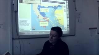 Фрагмент урока Греко   персидские войны