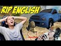 FREE FIRE FUNNY MOMENT RIP ENGLISH Feat. AFIF YULISTIAN - Free Fire Indonesia [IOS & ANDROID]