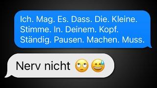 19 WhatsApp CHATS zwischen BRUDER und SCHWESTER!