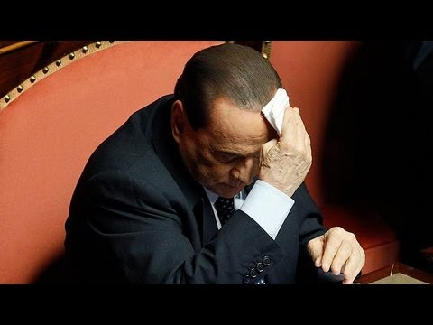 Berlusconi Tax-Fraud Conviction Upheld