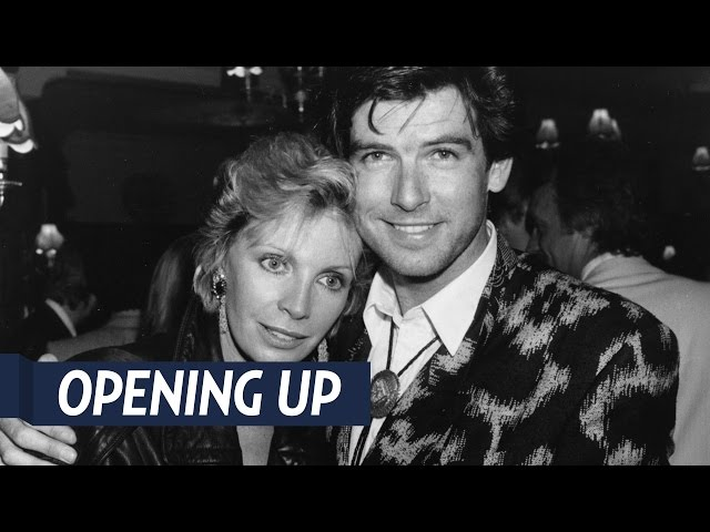 Pierce Brosnan Opens Up About Losing First Wife, Daughter to Ovarian Cancer