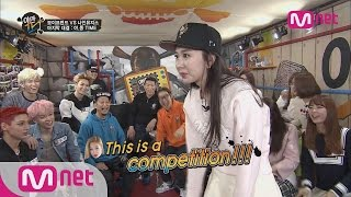"E.U.E.Rine performs ""UnprettyRapstar"" Rappers mimicry(이유애린! 언프리티랩스타 '제시' 성대모사 종결자 등극!)ㅣYamanTV Ep.10"