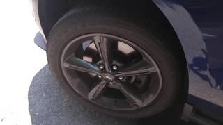 2011 mustang gt steering vibration.
