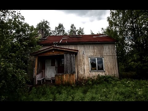Village House (farm) FULL OF HISTORICAL STUFF - Urban Exploration Finland