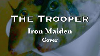 Iron maiden の TheTrooper を歌ってみました♪ アイアンメイデンのトル...