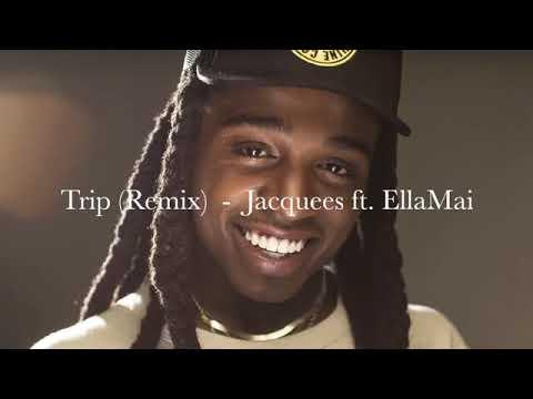 Download Jacquees - Trip Remix (official) Lyrics Video
