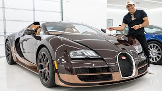 I GOT AN OFFER ON MY REMBRANDT BUGATTI! || Manny Khoshbin
