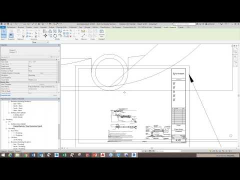 4 Steps for Converting AutoCAD Details into Revit Projects