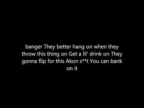 Smack that clean version lyrics