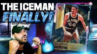 WE GOT GALAXY OPAL GEORGE GERVIN FOR GOING 12-0 IN NBA 2K19 MYTEAM UNLIMITED! LIVE GAMEPLAY