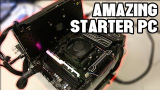 The Starter PC with AMAZING Upgrade Options