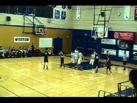 PART 3   SRT vs Abbotsford Traditional Middle School, Grade 8 Boys Rick Hansen Tournament, Thursday