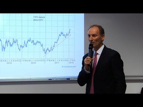 Club Finance Contrôle Audit - Quel driver pour la parité Euro / Dollar ?