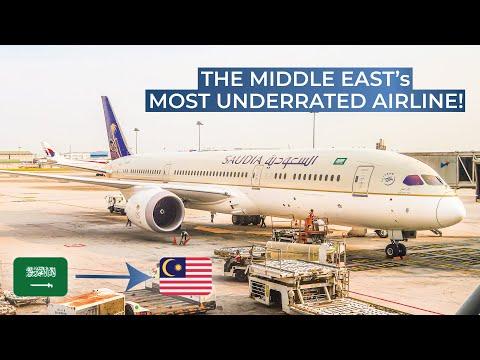 TRIPREPORT | Saudia (ECONOMY) | Boeing 787-9 | Riyadh - Kuala Lumpur