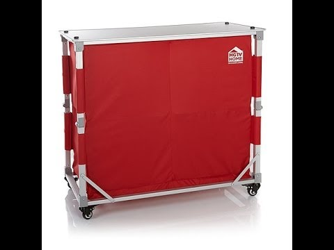 Hgtv Home Folding Portable Outdoor Bar Set