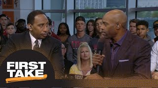 Stephen A., Vince Carter, Max Kellerman on LeBron James eclipsing Michael Jordan | First Take | ESPN