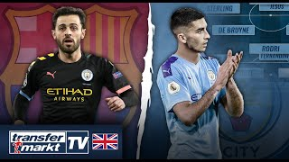 Subscribe to our channel: https://zly.de/ath/tmtv-en_sub german @transfermarkt tv barcelona are heating up their pursuit of manchester city playmake...