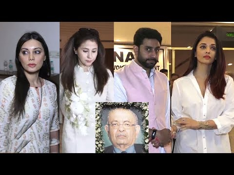 Aishwarya Rai & Many Other Bollywood Celebs Attended The Fin