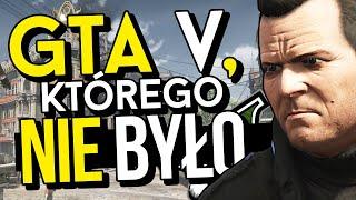 Wizja GTA V, która się nie sprawdziła