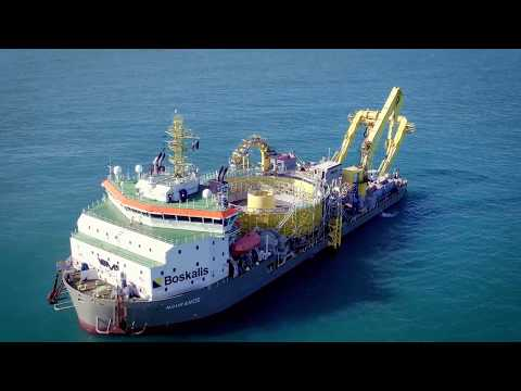 The capabilities of our cable-laying vessels