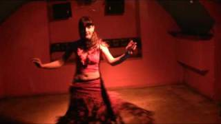 Bellydance flamenco fusion - Picassso Point