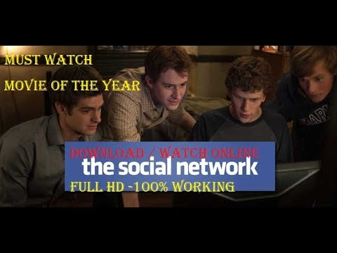 Download / Watch Online- The Social Network  (FULL HD)| EASY DOWNLOAD