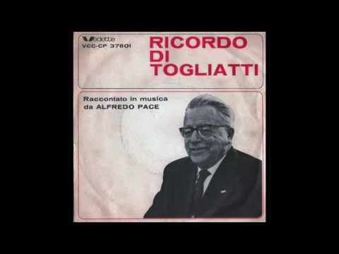Alfredo Pace - Ricordo di Togliatti