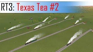 Railroad Tycoon 3: Becoming a Millionaire (Texas Tea Part 2)