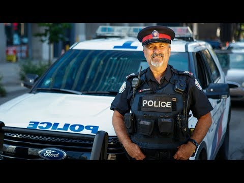 MADE HIS MARK: Retiring Toronto cop uneasy about rising gun violence