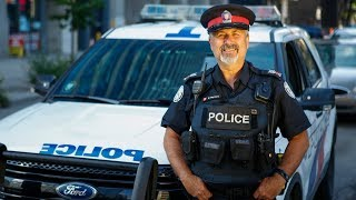 BEING A COP IS STILL TOPS: Retiring Sgt. feels the time is right to move on