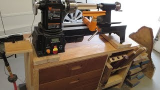 Wen 3427 Lathe Unboxing and Review