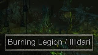 Interactive World of Warcraft: Legion Music: Burning Legion/Illidari
