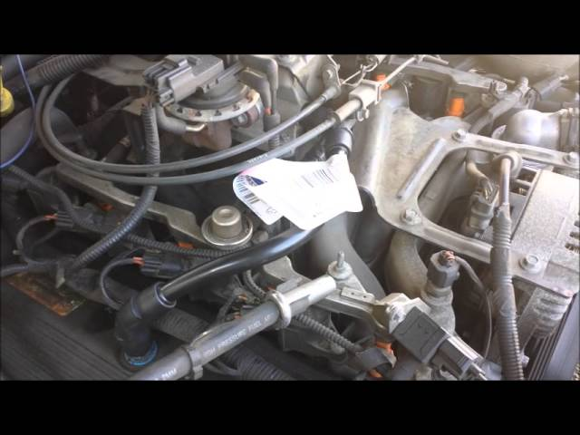 ford 500 code p2197