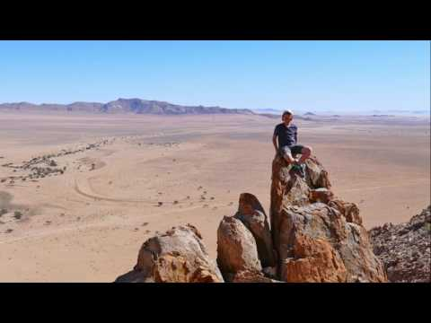 Namibia Self-Drive Family Vacation 2016