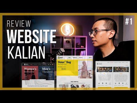 WEBSITE KALIAN #1 - Fullstackdesigner.id